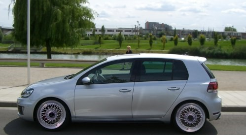 GTi6 in Wolfsburg