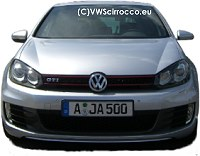 Golf GTI 6 Front